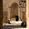 Roman Shrine at Luxor Temple
