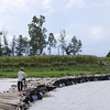 Floating Bridge, Thu Bon River Delta