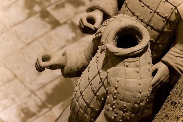 Headless Terracotta Warrior
