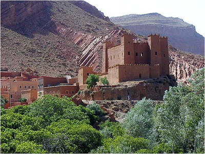 Kasbah 1 of 1,000 ...