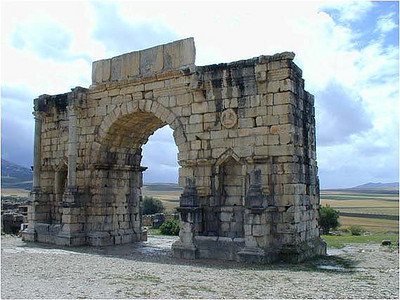 The Triumphal Arch.