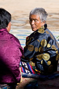 If Leonard Nimoy was reincarnated as a Bhutanese, it would be in this person's soul and body.