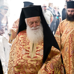 Eastern Orthodox Easter Procession