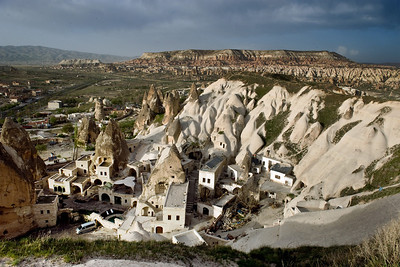 Of all my photos of Cappadocia, I think this is my favorite.