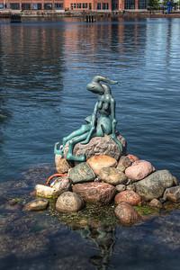 And not far away was a modern sculpture park that poked a little fun.