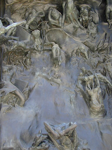 Rodin Museum - Gates of Hell.
