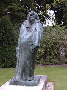 Rodin Museum - The Balzac.