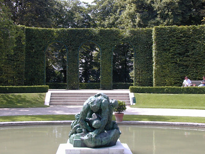 Rodin Museum.