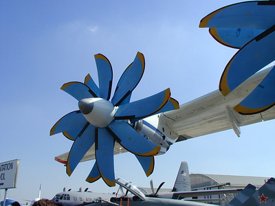The future of propellers?