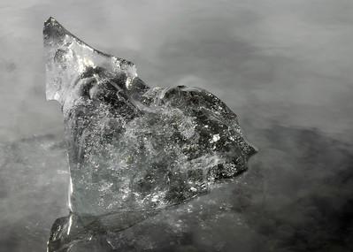 Jokulsarlon Mini-Iceberg