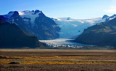 Skaftafell Glaciers