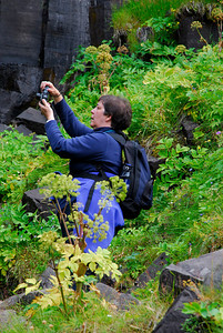 Skaftafell Waterfall Photographer
