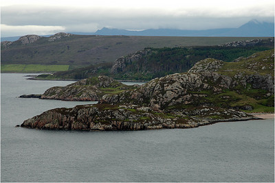 The coastline is rugged and full of little bays and inlets. What a haven for smugglers in their day ...
