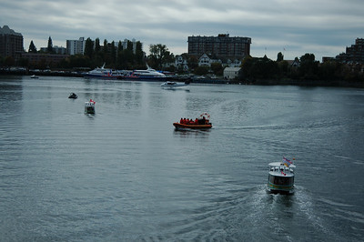 Victoria Harbor.