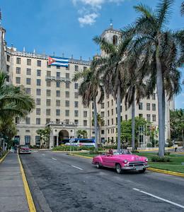 Our Hotel:  Nacional de Cuba