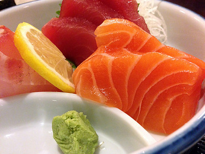 Finding Nemo Sashimi