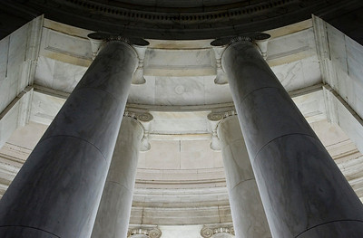 Jefferson Memorial: My favorite photo of the week in DC.