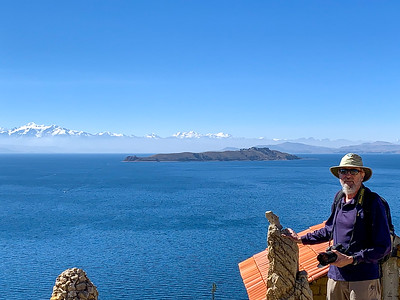 To  Lake Titicaca - Bolivia