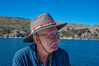 To  Lake Titicaca - Bolivia