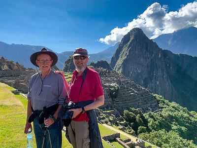 Peru  - Machu Pichu  - Machu Pichu