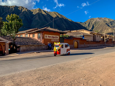 Peru  - Urubamba & Sacred Valley (Near Cusco)