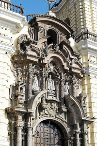 Its architecture was beautifully intricate ...