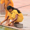 Foot washing in India