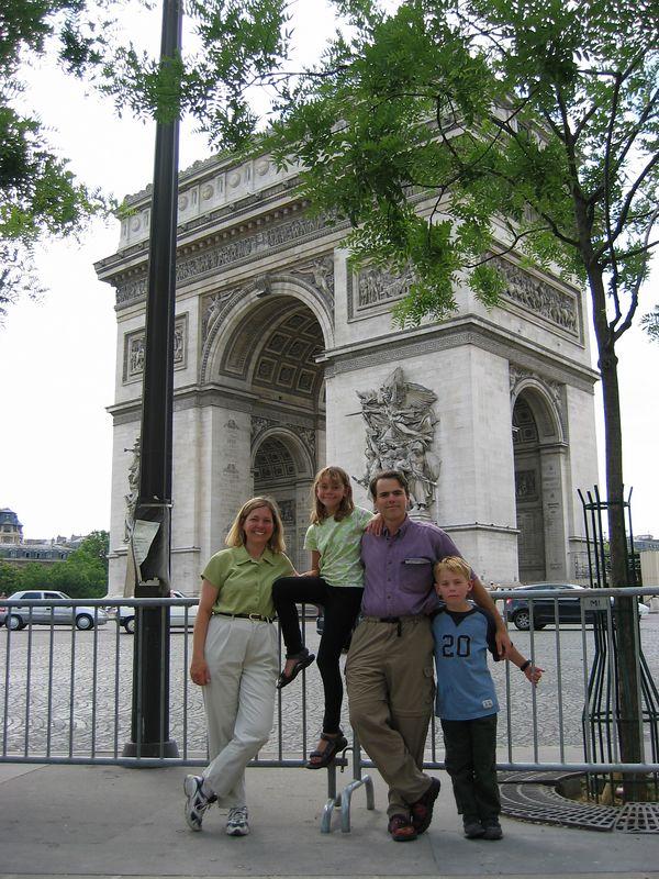 The Triumph Arch