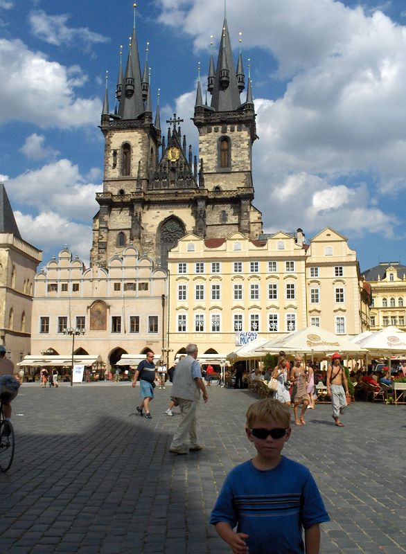 Town Square, Krakow