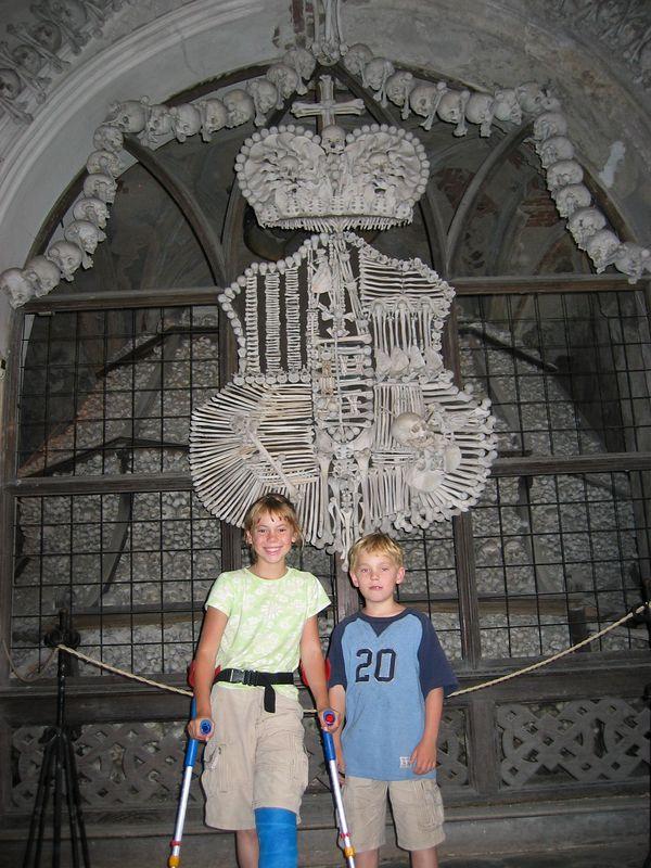 Church of Bones, Kutna Hura