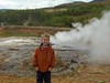 A geyser - yellowstone, or Iceland?