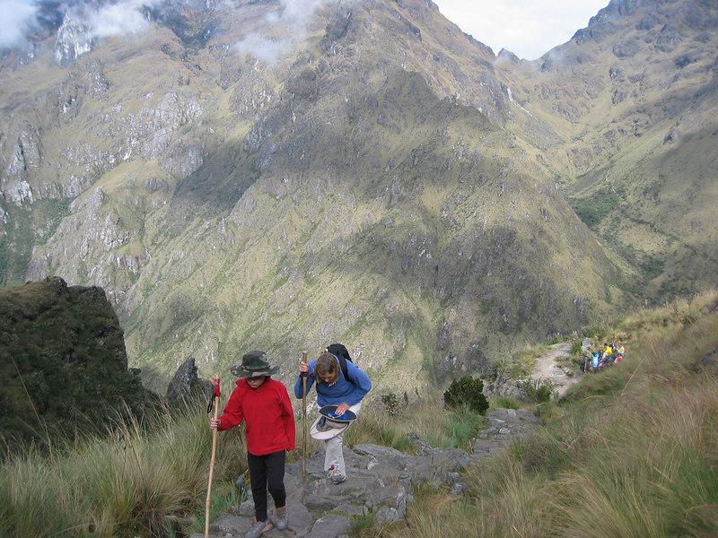 Peru-Inca Trail 052