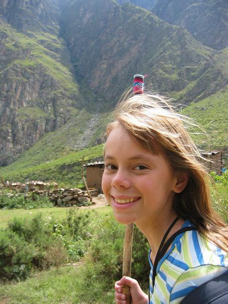 Peru-Inca Trail 007