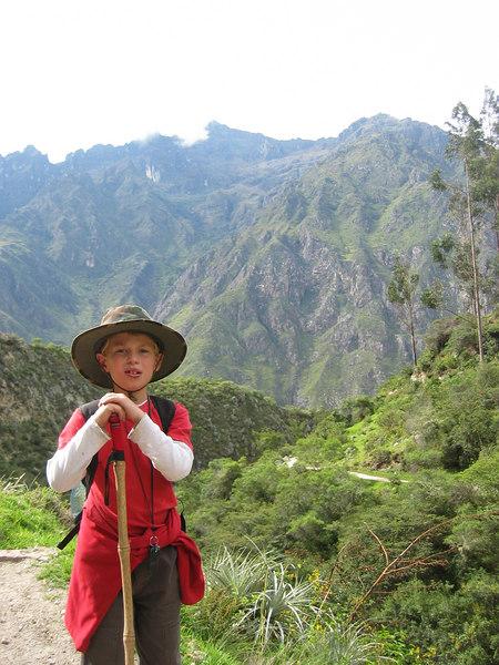 Peru-Inca Trail 016