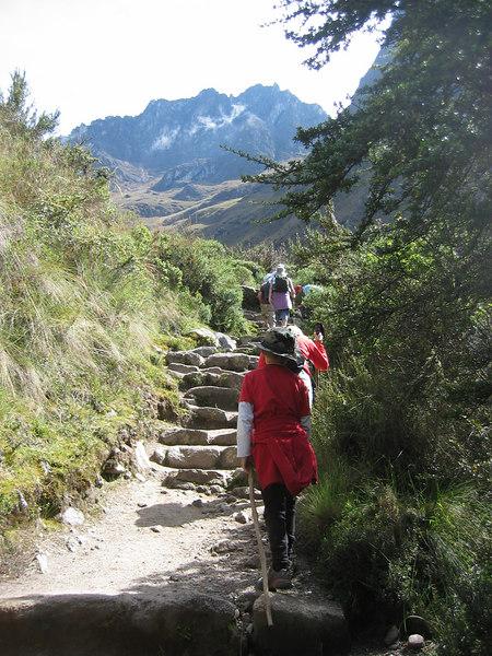 Peru-Inca Trail 035