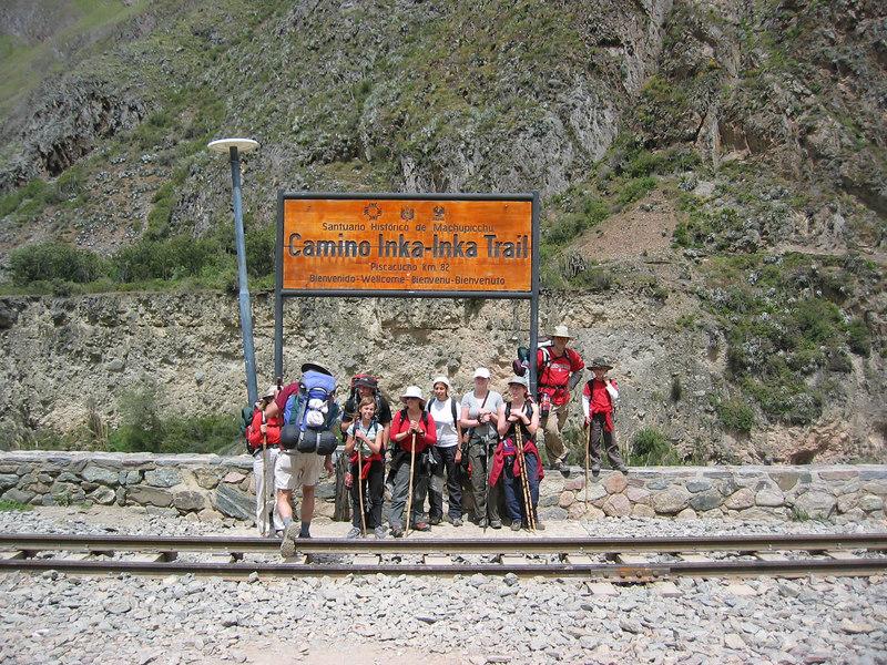 Peru-Inca Trail 004