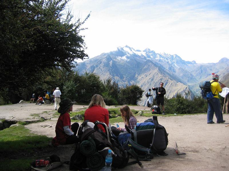 Peru-Inca Trail 037