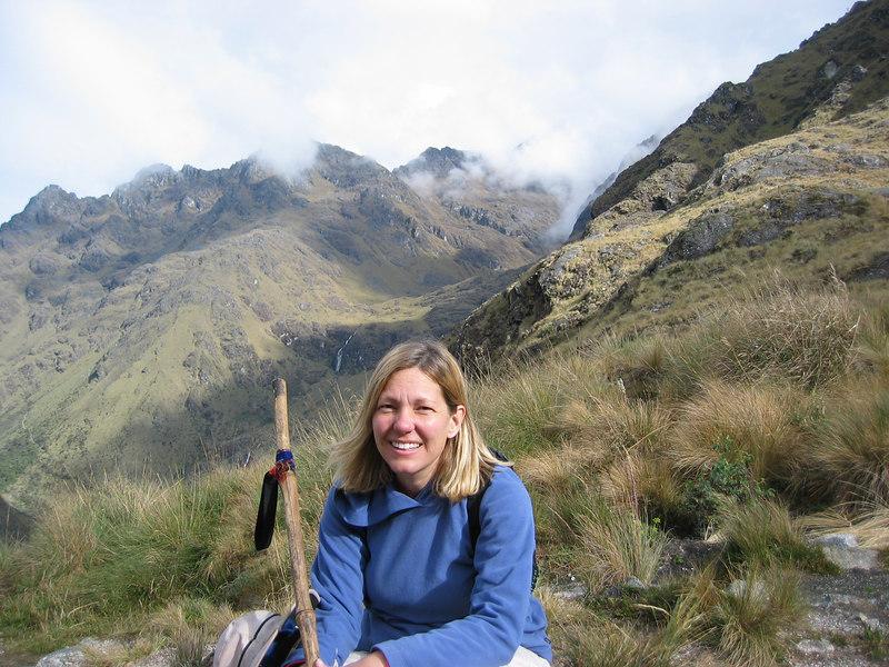 Peru-Inca Trail 054