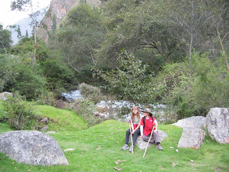 Peru-Inca Trail 029