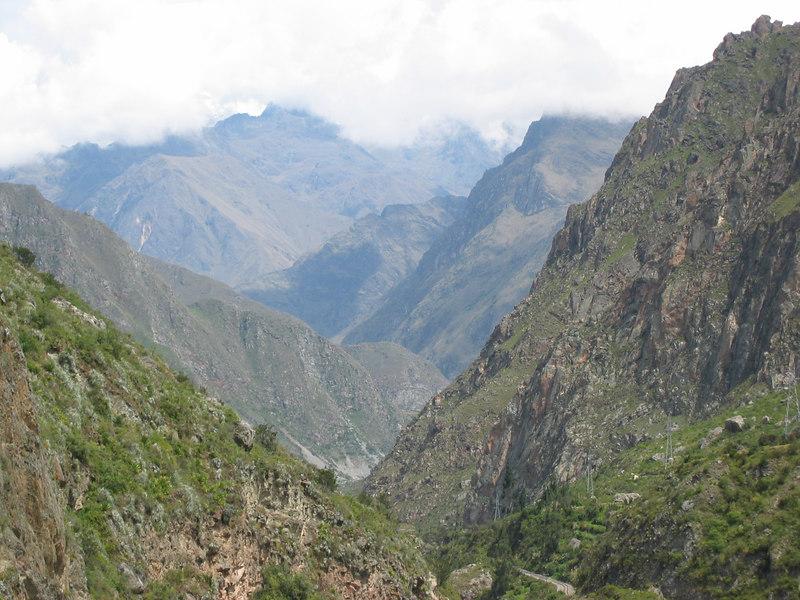 Peru-Inca Trail 001