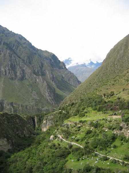 Peru-Inca Trail 019
