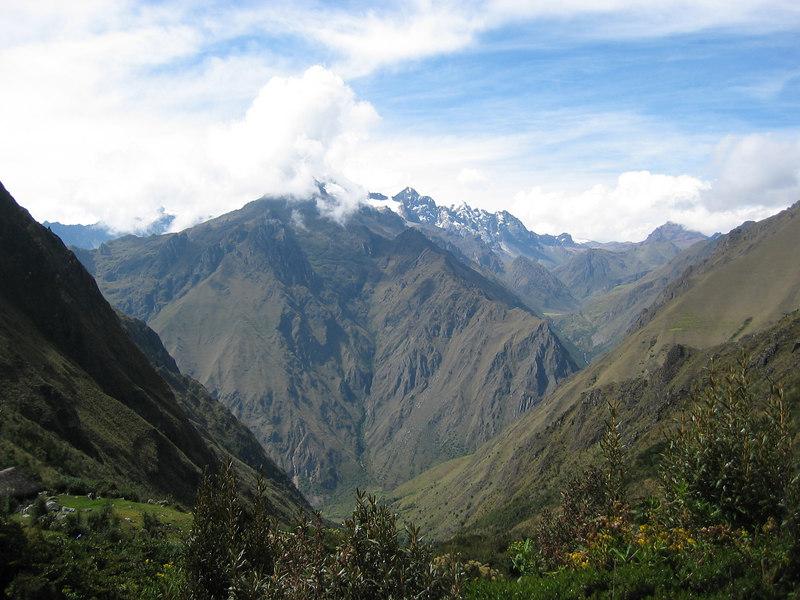 Peru-Inca Trail 039