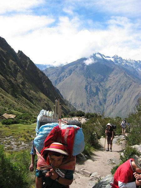 Peru-Inca Trail 041