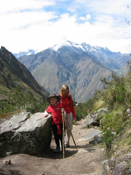 Peru-Inca Trail 043