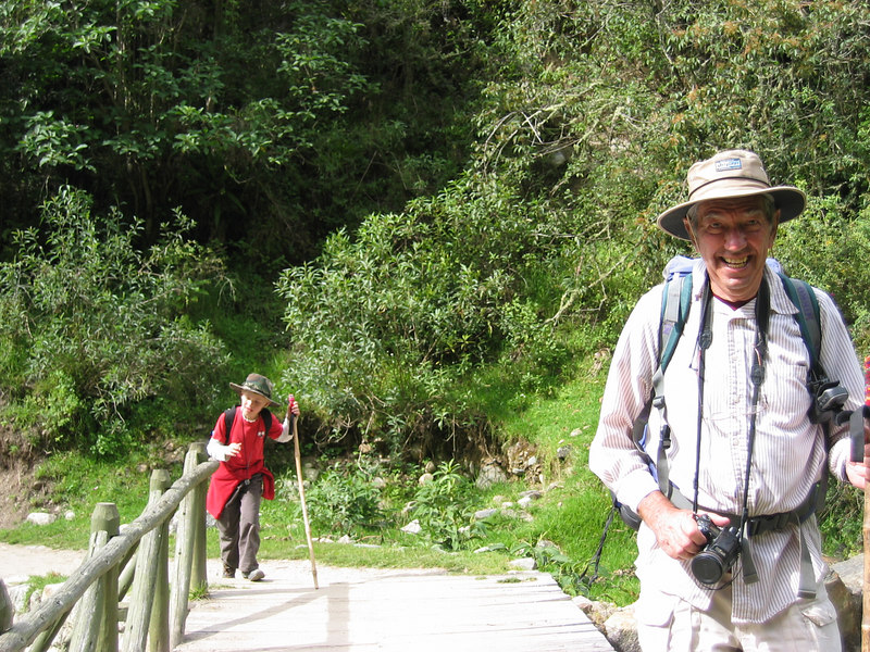 Peru-Inca Trail 014