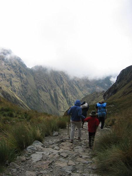 Peru-Inca Trail 049