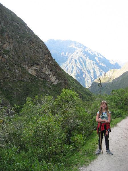 Peru-Inca Trail 028