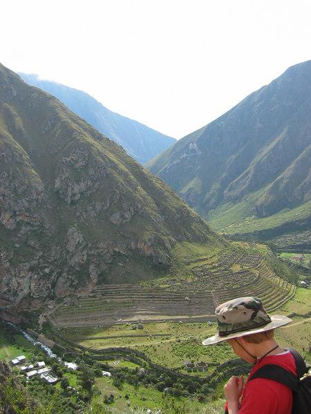 Peru-Inca Trail 026