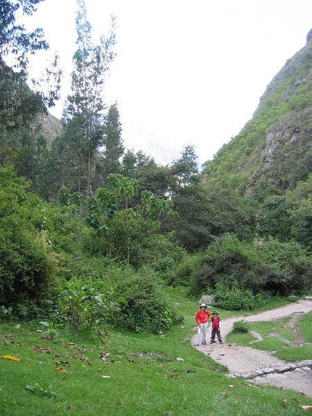 Peru-Inca Trail 030