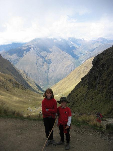 Peru-Inca Trail 048